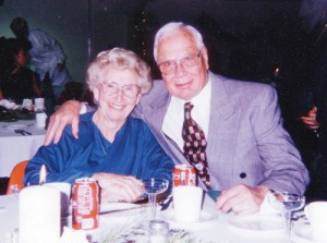 Ethel Starbuck, 95, and Joe Sullivan, 93, will serve as grand marshals for the Range Call Annual Fourth of July Parade on Thursday. The couple stands out among long-time residents for their involvement in the community and the many projects they have undertaken and completed throughout many years.