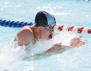 William and Patrick Scoggins are the only two Hurricanes to have swam on all six Colorado Seasonal Club State Championship teams and it was William's final year to compete as a Hurricane.