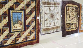 Meeker PEO Quilt Show…