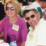 Christine and Gus Halandras