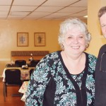 Giovanni's Italian Grill owners Sandy and John Payne celebrated 10 years of business in Rangely on Friday by offering various specials to customers throughout the day. The Paynes attributed much of the restaurant's success to their family, staff and customers.