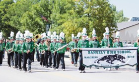 Spirit alive and well for Rangely Panthers' 2013 homecoming