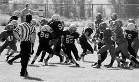BMS Cowboy football…