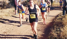 Lange, Eskelson compete at cross country state