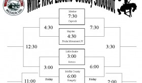 boy's shootout bracket 2013