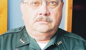 Undersheriff Mike Joos