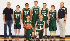 BMS 7th-grade B-team wins district championship
