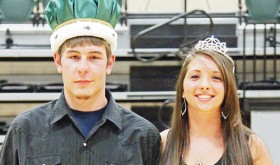 RHS King and Queen…