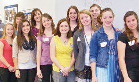 Meeker FCCLA goes to district conference …