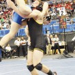 Shelton dominated the 2A 170-pound bracket, including a pin against Jon Hickman of Lyons in the championship match.
