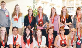 MHS FCCLA: Nine to nationals