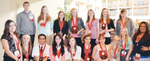 18 MHS students competed at state: nine head to nationals in July in San Antonio, Texas.