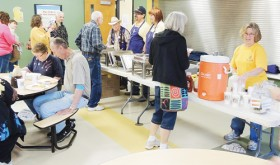 Meeker Lions Club fills valuable role as town's only service club