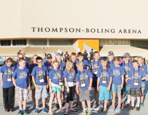 Three Destination Imagination teams from Meeker Elementary School competed last week in Knoxville, Tennessee, as part of the DI Global Competition against 1,400 teams from around the United States and around the globe. Local coaches and organizers said the trip to the competition was educational and a life experience.