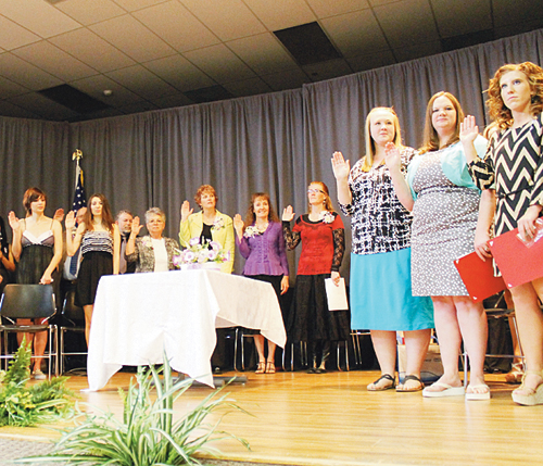 141 Degrees Awarded At CNCC