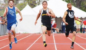 Cowboys break school records at state track and field