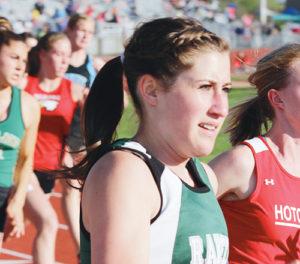 RHS senior Aimee Hogan.