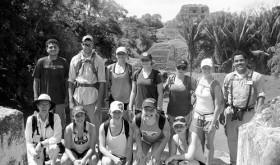 Nine MHS students back from Belize