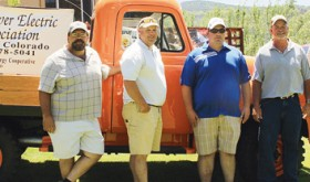 WREA golf tournament…