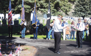 Meeker VFW Post No. 5843 will be leading Meeker's Fourth of July Range Call Parade, which begins at 10 a.m. on Friday, and the group is inviting any veterans from all of the U.S. Armed Forces to march or ride with the group. If any veteran needs to ride in the parade, the VFW will have several decorated golf carts available.