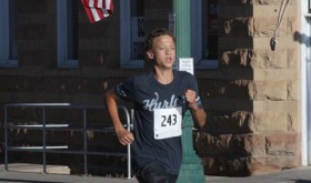 Scoggins earns three-peat finish in Run For Your Life 5K