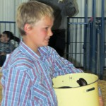 Chayton Bumguardner - Meeker Reserve Champion Rabbit Sold for $400 – Northwest Auto
