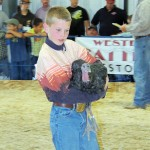 Justin Henderson – Meeker Reserve Champion Poultry (Turkey) Sold for $500 – Alliance Energy