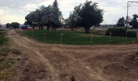 Rangely trail project advances while new veterans' memorial park nears completion