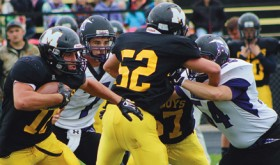 Rangely Panthers football team begins its season with 30-26 win