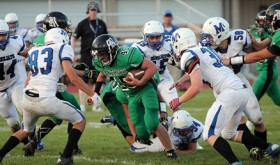 Rangely Panthers trounce Mancos 40-6, still undefeated