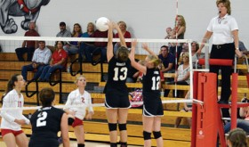 It wasn't an easy battle, but the Rangely High School volleyball team defeated a stubborn Hotchkiss team Friday night on the road. The Panther girls needed all five games to claim the victory, winning the first, second and fifth games to capture the match. On Saturday, the girls fell to Paonia. This Friday, the RHS girls will host Plateau Valley then travel on Saturday to Hayden for two more matches.