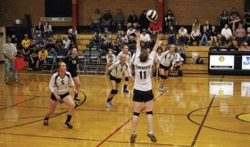 Meeker's volleyball team captures pair of victories over weekend
