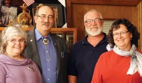 Elks vice president…
