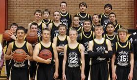 BMS Basketball…