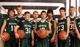 Rangely Jr. High Boys' Basketball…