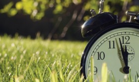 Don't forget to turn your clocks forward one hour on Saturday night before you go to bed. Daylight Saving Time returns on March 8. Longer days are ahead of us!