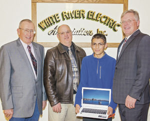 $8,000 donated for school district's Google Chromebooks initiative.