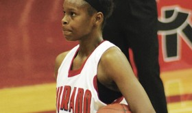 Former Colorado Northwestern Community College basketball player Kendra Martin is a national champion. Martin played for the Lady Spartans in the 2012-13 season then transferred to Marianna, Fla., to play for the Lady Indians at Chipola College. Chipola took only one loss into the NJCAA championship finals against undefeated Hutchinson (Kan.) Community College. Chipola defeated Hutchinson, 54-46.