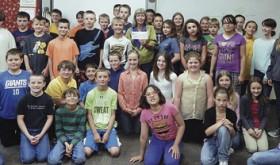 Meeker 5th Graders…