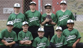 Rangely Rec League Baseball…