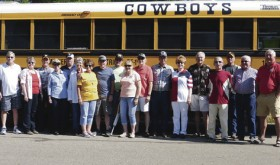 Meeker's Class of 1965 has great 50th reunion
