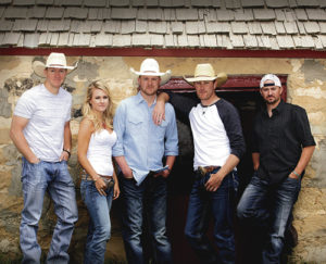"""A Wyoming native, Chancey Williams, and his """"Younger Brothers Band,"""" have relentlessly toured the Western United States, developing a rabid fan base not seen from the Cowboy State since Chris LeDoux. In fact, Chancey Williams and LeDoux are the only two people to ride in the Cheyenne Frontier Days Rodeo (one of the most famous in the world, touted as """"Daddy of 'Em All"""") and play its main stage as a major entertainer. The band has shared the stage with dozens of artists, including Lady Antebellum, Miranda Lambert, Eric Church, Craig Morgan, Rodney Atkins, Brantley Gilbert and Thompson Square."""