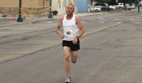 Scoggins wins Range Call 5K for 4th time