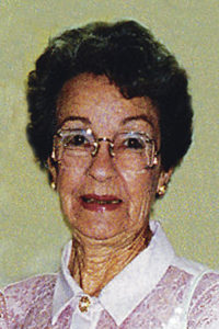 Mildred Allene (Latham) Mann