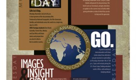 CNCC hosts Global Awareness Week with variety of offerings