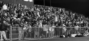 A big crowd helped cheer on the Meeker Cowboys for their Homecoming  game against Lake County Panthers, which Meeker won 45-14 inside Starbuck Stadium. The Cowboys will travel to Paonia to play the two-time defending state champion Eagles on Friday, in the second league game of the season.