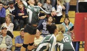 RHS volleyball…