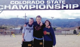 Meeker runners fare well at state