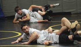 Wrestling season begins…