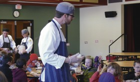 Meeker program furnIshes healthy foods …